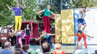 Ende Juli wird der Zirkus Chnopf in Solothurn Halt machen. (Archivbild)