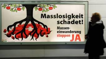 Mit «Raus aus der Sackgasse» (Rasa) wollten die Initianten den Zuwanderungsartikel aus der Bundesverfassung streichen, der auf die Annahme der SVP-Masseneinwanderungsinitiative am 9. Februar 2014 zurückgeht