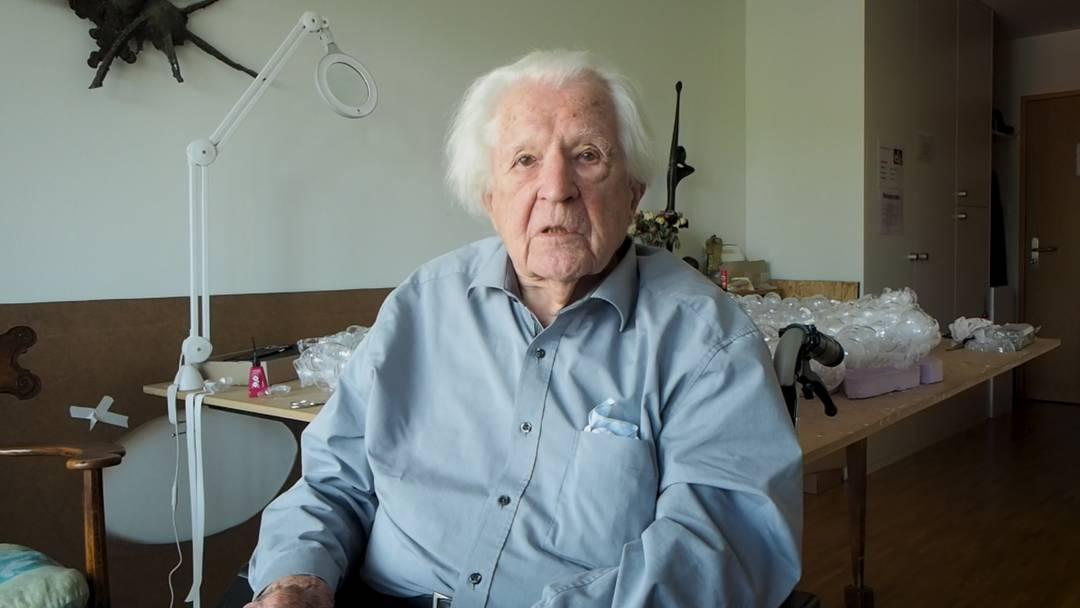 «Ich wollte wissen, was wirklich wichtig ist»: Erwin Rehmann über den Frieden und was er daraus machte