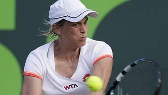 Romina Oprandi scheiterte in Rom bereits in der ersten Runde