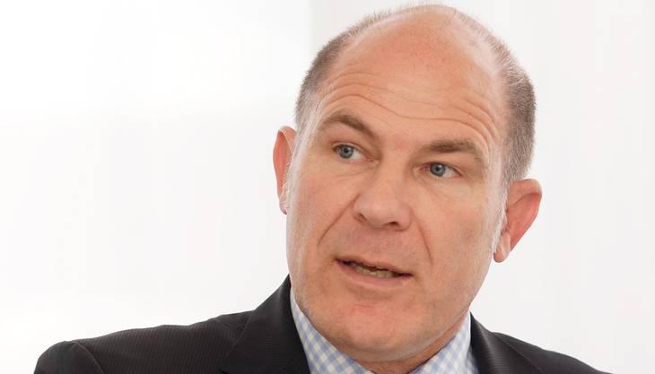 Anton Lauber, CVP-Baudirektor.