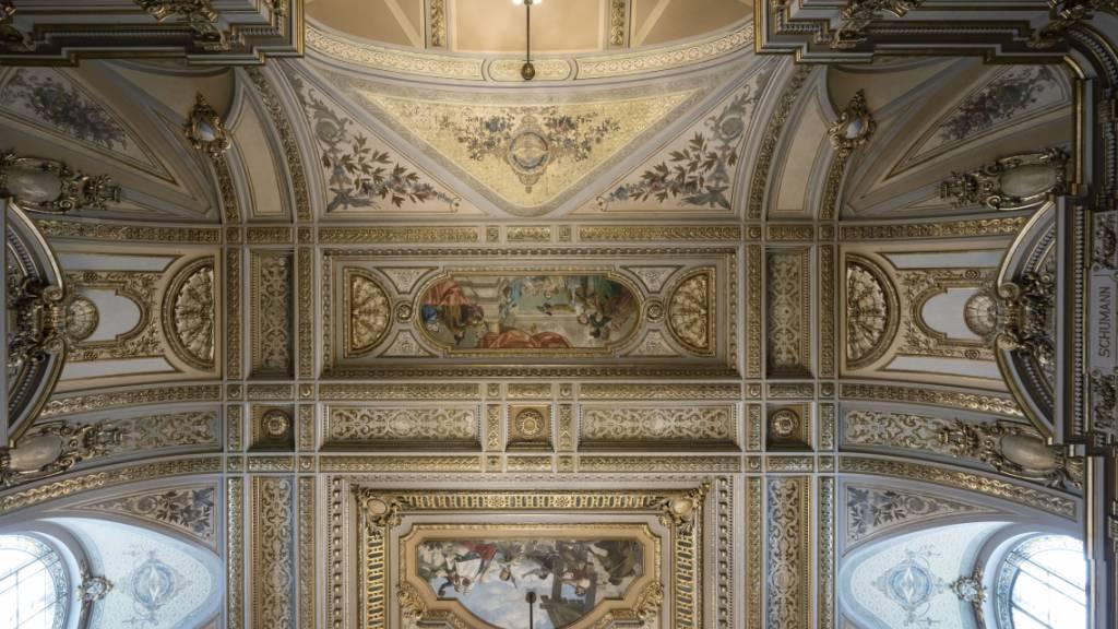 Umbau von Zürcher Kongresshaus und Tonhalle abgeschlossen