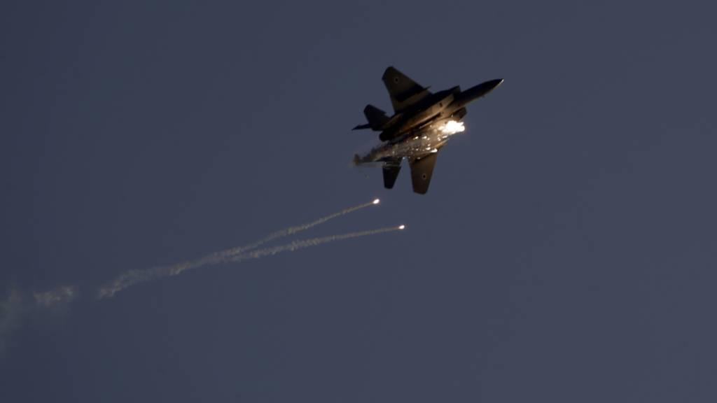 Israelische Streitkräfte töten Anführer des Islamischen Dschihad
