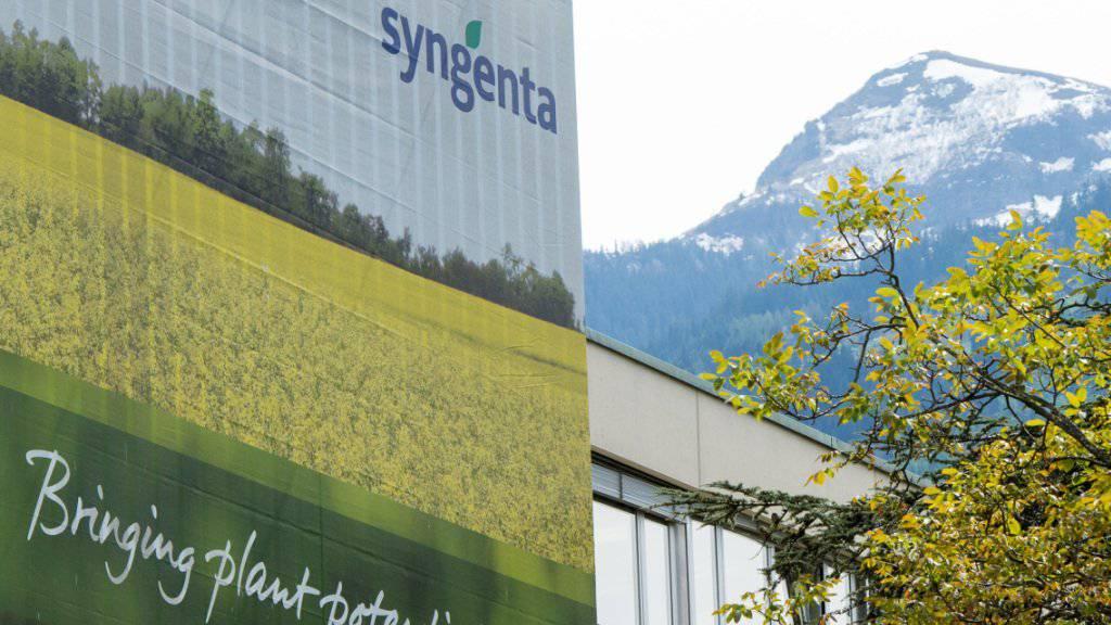 ChemChina hat die Angebotsfrist für die Übernahme von Syngenta verlängert. (Archiv)