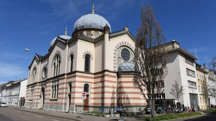 605'500 Franken zum Schutz jüdischer Einrichtungen in Basel.