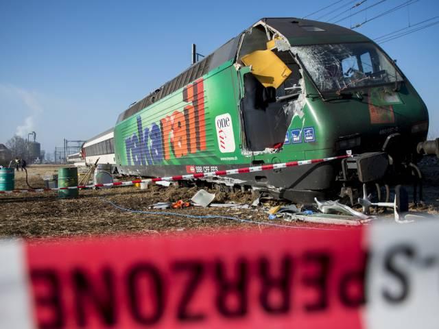 Zugunglück von Rafz: SBB-CEO Andreas Meyer informiert an der Medienkonferenz am Freitagmorgen über den Zustand der Verletzten.