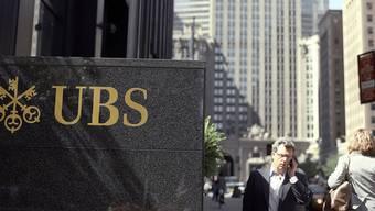 UBS-Niederlassung in den USA