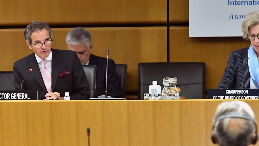 Gouverneursrat der IAEA erhöht Druck auf Iran