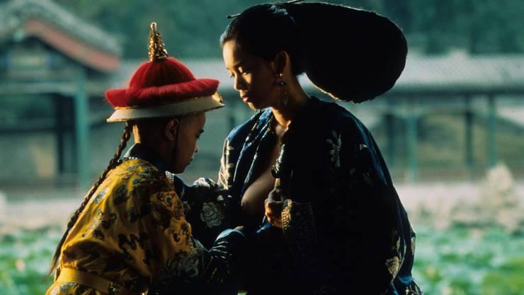 Bertoluccis grösster Filmerfolg: «The Last Emperor» (1987) wurde mit neun Oscars prämiert.