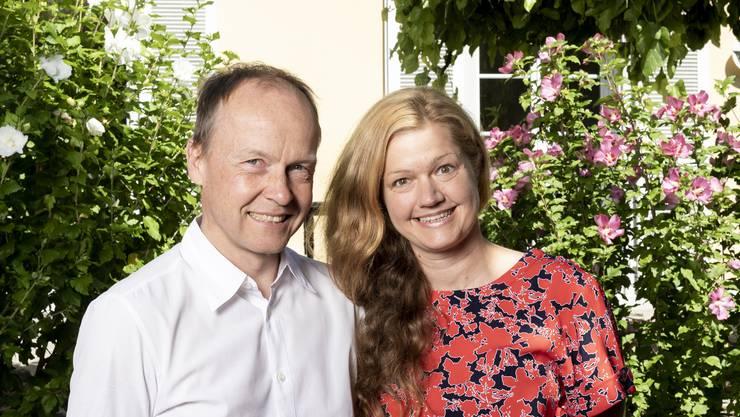 Susanne und Thorsten Dedecke sind Grossratskandidaten.