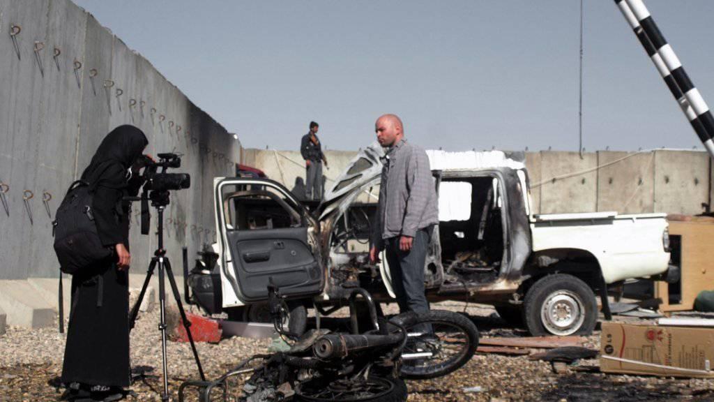 Zahl der getöteten Journalisten gestiegen