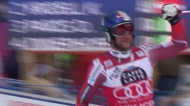 Norweger Svindal gewinnt am Lauberhorn