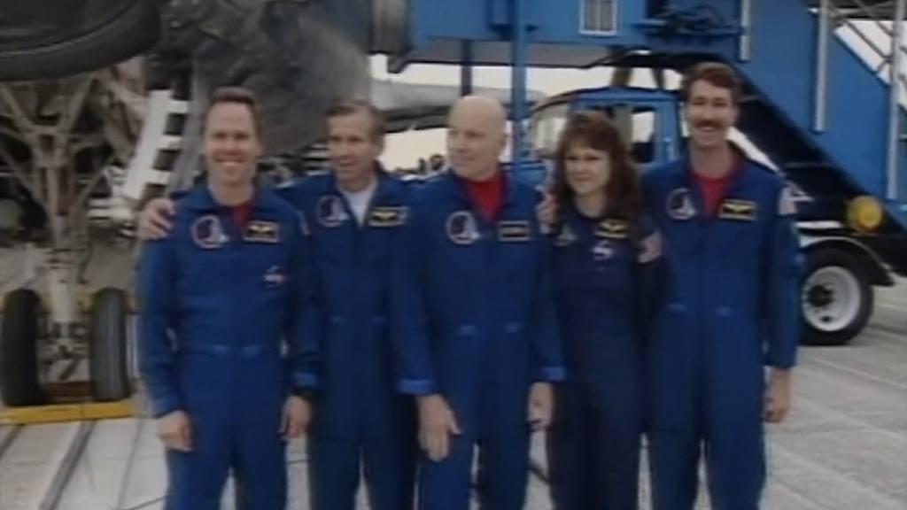Nachricht aus dem All: Astronauten geben Quarantäne-Tipps