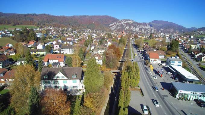 Die Gemeinde Balsthal.