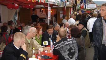 Schon seit Jahren ein beliebter Treffpunkt in Rottweil: die Raclette-Beiz der Brugger.ZVG/Archiv