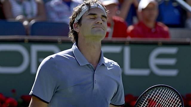 Federer in Indian Wells geschlagen