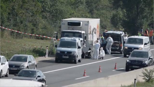 Flüchtlingsdrama in Österreich: Das sagen die Behörden