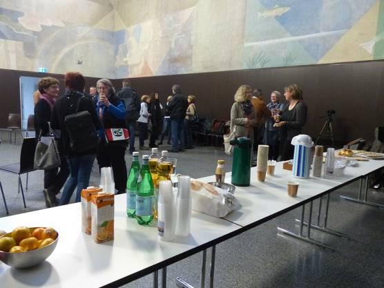 FSB-Singt Kurs «Bühnenpräsenz für Chöre» in Rheinfelden