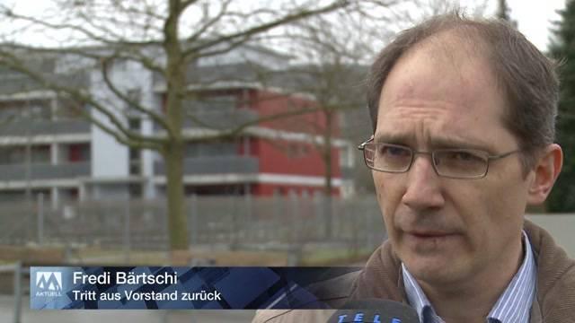 Altersheim-Streit in Lupfig: Darum hatte Fredi Bärtschi hat genug vom Vorstand (Tele-M1-Bericht vom März 2015).
