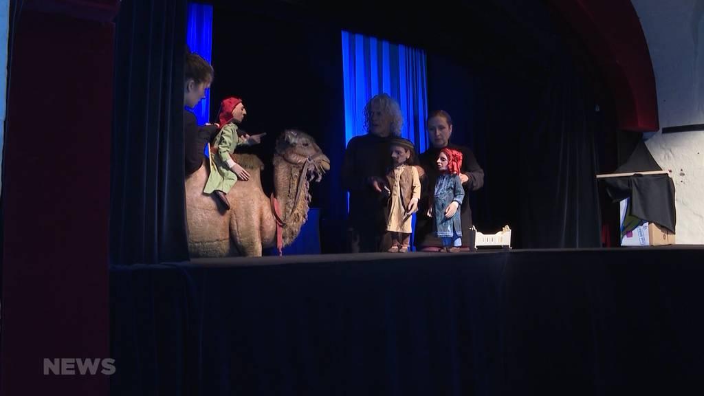 Sommerpause im Puppentheater