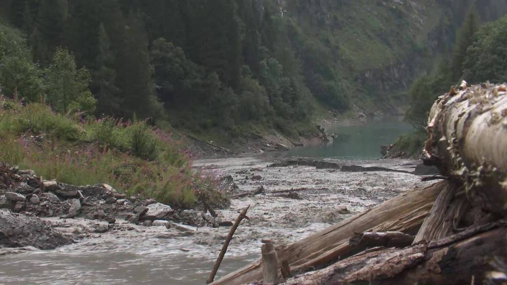 Tödlicher Unfall: Drei Männer sterben beim Canyoning