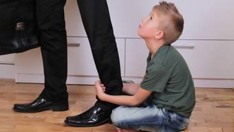 «Papi, geh nicht!» Alle reden vom Teilzeitmann, doch der Mann selbst will ins Büro. Und zwar 100 Prozent.