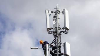 Antennen wie diese gibt es im Bezirk Dietikon 34.