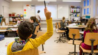 Das Erziehungsdepartement teilt mit: Die Schule findet statt.