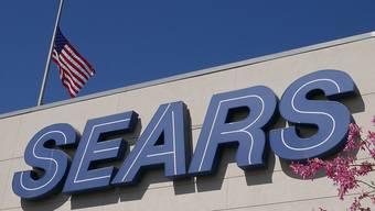 Grosse finanzielle Probleme: Der Sears-Konzern versucht einen Neuanfang. (Archivbild)