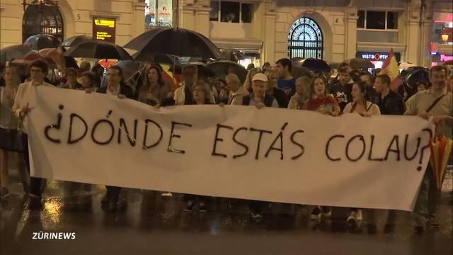 Katalonien droht Entmachtung