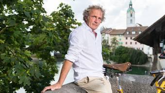 «Ich habe diese französisch-anarchische Seite»: Alex Capus (57).