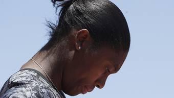 Wird ihren WM-Titel in Doha nicht verteidigen: die intersexuelle südafrikanische Mittelstreckenläuferin Caster Semenya