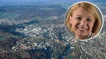 Nationalrätin Yvonne Feri «In all meinen Jahren in der Lokalpolitik, sei es als Einwohnerrätin oder als Gemeinderätin, war das Konkurrenzdenken zwischen Baden und Wettingen stets spürbar und präsent.»