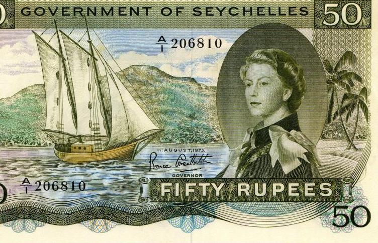 Auf dieser Banknote versteckt sich ein Sex-Skandal. pd