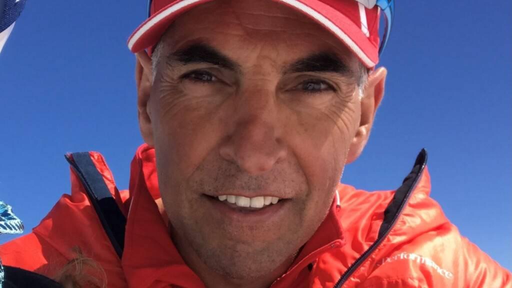 Igi Zopp ist ab 1. Januar 2022 Geschäftsführer des Skigebiets Andermatt-Sedrun.