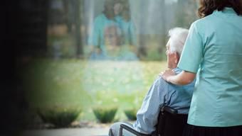 Die Zahl der Bewohner in Baselbieter Alters- und Pflegeheimen ist seit 2010 um elf Prozent angestiegen. (Symbolbild)