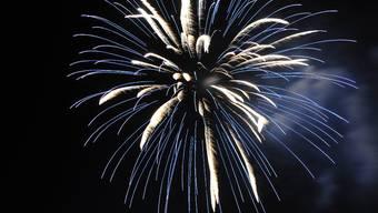 Dieses Jahr soll das Feuerwerk noch spektakulärer werden. Oliver Menge