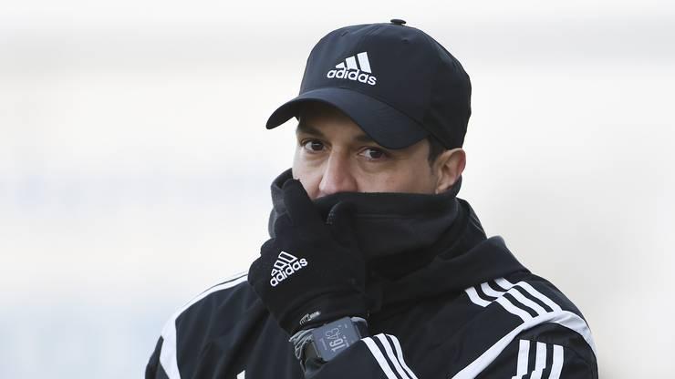 Die Derby-Niederlage erleichtert das Leben von FCW-Coach Francesco Gabriele wohl kaum.