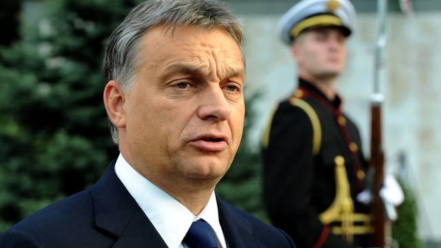 Beendet sein europäisches Engagement: Der ungarische Ministerpräsident Viktor Orban (Archiv)