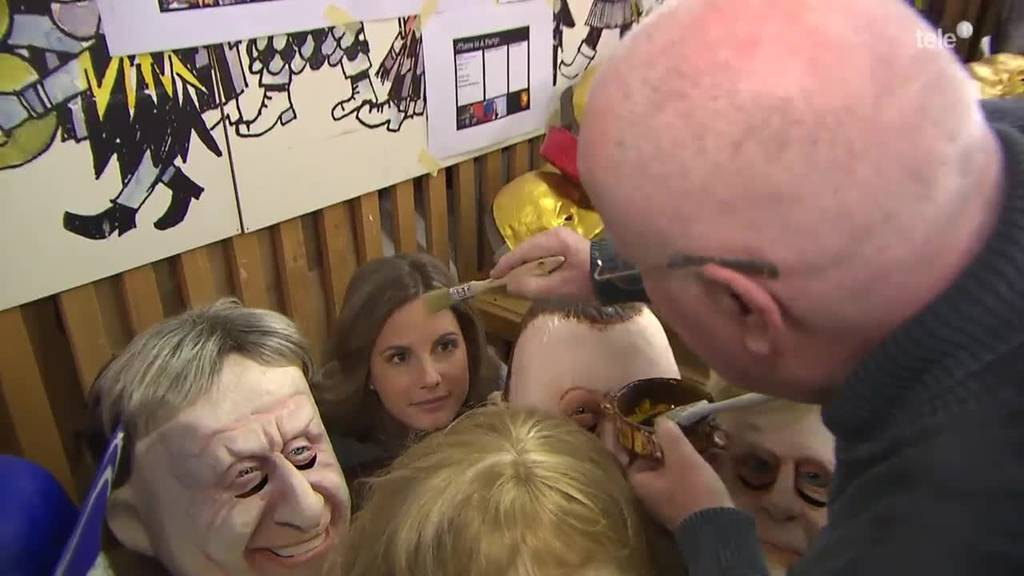 mit der Maskenliebhaber-Gesellschaft