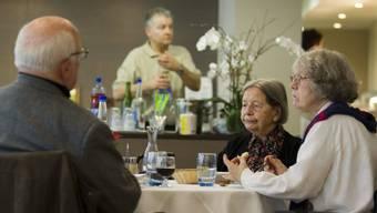 Der Preisüberwacher empfiehlt schweizweit einheitliche Methoden zur Ermittlung der Kosten in Alters- und Pflegeheimen. (Archiv)