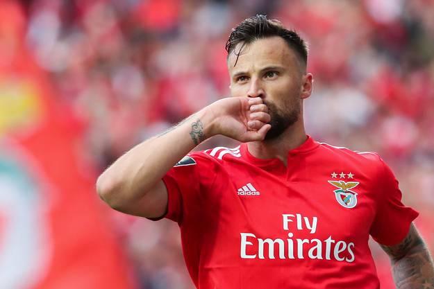 Aktuell spielt Seferovic in der portugiesischen Liga für Benfica Lissabon.