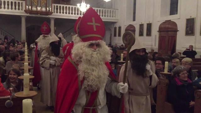 Die Grenchner St. Nikolause werden ausgesandt