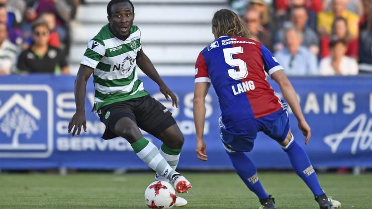 Noch vor wenigen Wochen im FCB-Dress: Seydou Doumbia.
