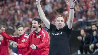 Nationaltrainer Michael Suter hatte allen Grund zur Freude