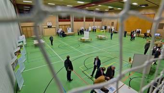 Am Informationsanlass «Treffpunkt Tiefenlager» des Bundesamts für Energie vom 7. November 2013 in der Däniker Erlimatthalle machte sich das Forum Vera erstmals in der Region bemerkbar.