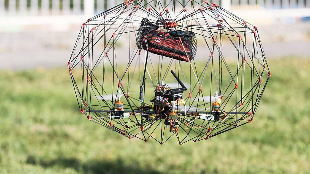 Die Google-Mutter Alphabet  holt eines der Drohnen-Projekte vom Himmel. (Symbol)