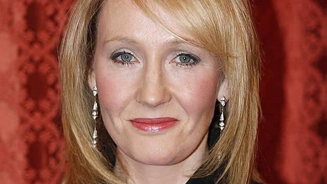 Joanne K. Rowling (Archiv)