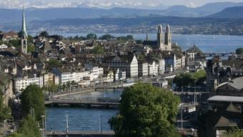 Der Kantonsrat beantragt jährliche Beiträge von rund zwei Millionen Franken für die Jahre 2016 bis 2019 für die Zurich Greater Area. (Archivbild)