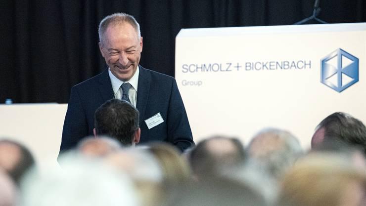 Jens Alder bleibt Verwaltungsratspräsident des Luzerner Stahlkonzerns Schmolz + Bickenbach AG.